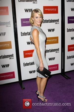 Julie Benz and Entertainment Weekly