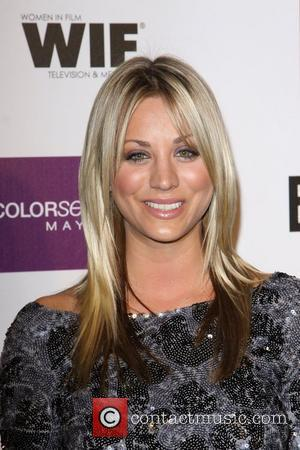 Kaley Cuoco 2009 Entertainment Weekly & Women In Film pre-Emmy party presented by Maybelline Colorsensational held at the 'Restaurant' at...