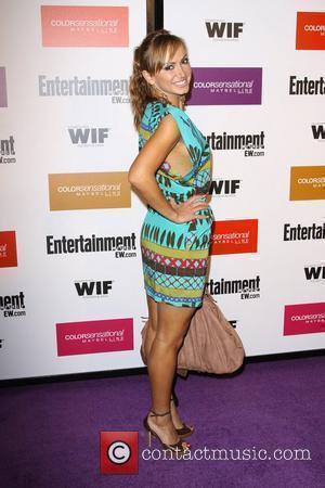 Karina Smirnoff and Entertainment Weekly