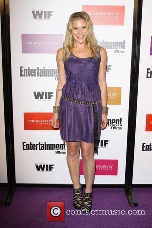 Katee Sackhoff 2009 Entertainment Weekly & Women In Film pre-Emmy party presented by Maybelline Colorsensational held at the 'Restaurant' at...