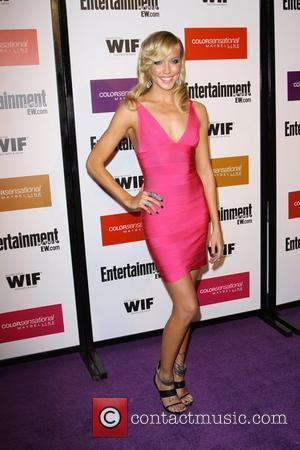 Katie Cassidy and Entertainment Weekly