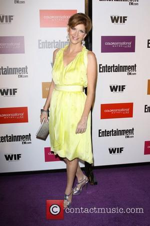 Melinda McGraw 2009 Entertainment Weekly & Women In Film pre-Emmy party presented by Maybelline Colorsensational held at the 'Restaurant' at...