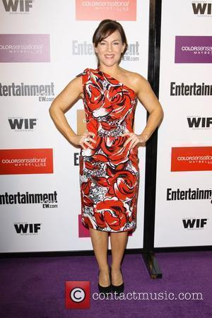 Rachael Harris and Entertainment Weekly