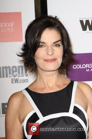 Sela Ward 2009 Entertainment Weekly & Women In Film pre-Emmy party presented by Maybelline Colorsensational held at the 'Restaurant' at...
