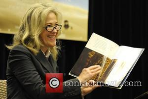 Catherine O'Hara  'Where The Wild Things Are' book reading Toronto, Canada - 14.10.09