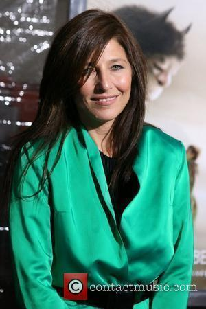 Catherine Keener New York premiere of 'Where the Wild Things Are' at Alice Tully Hall - Arrivals New York City,...