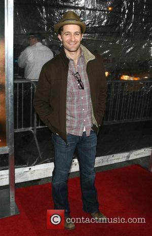 Matthew Morrison and Of Glee