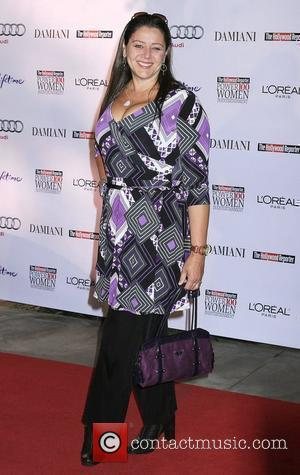 Camryn Manheim 'Hollywood Reporter's Annual Women in Entertainment Breakfast' held at the Beverly Hills Hotel  Los Angeles, California -...