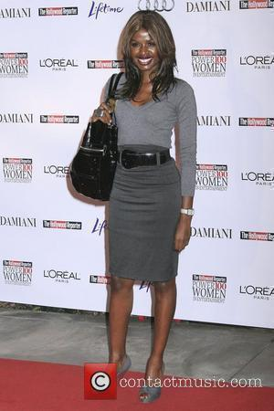 June Sarpong 'Hollywood Reporter's Annual Women in Entertainment Breakfast' held at the Beverly Hills Hotel  Los Angeles, California -...