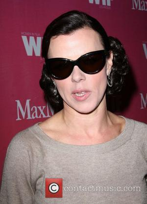 Debi Mazar The Women in Film Crystal and Lucy Awards 2009 at the Century Plaza Hotel - Arrivals Century City,...