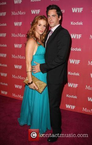 Poppy Montgomery, Her Husband and Actor Adam Kaufman