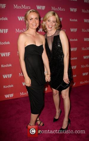 Radha Mitchell and Elizabeth Banks