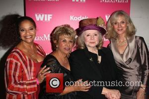 Debbie Allen, Lupe Ontiveros, Piper Laurie and Blythe Danner
