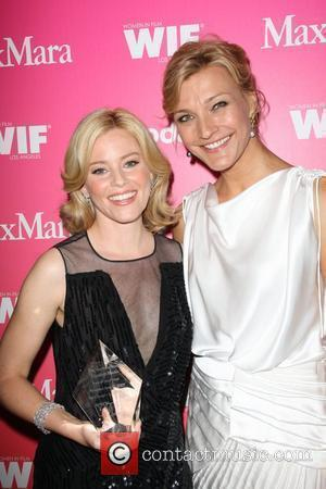 Elizabeth Banks and Nicola Maramotti