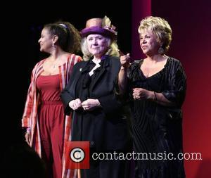 Debbie Allen, Lupe Ontiveros and Piper Laurie