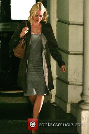 Naomi Watts and Woody Allen