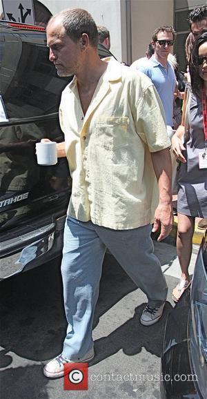 Harrelson: 'I'm Not Marijuana Man'