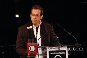 Kenneth Cole World's AIDS Day 'Light for Rights' at Washington Square Park Memorial Arch. New York City, USA - 01.12.09