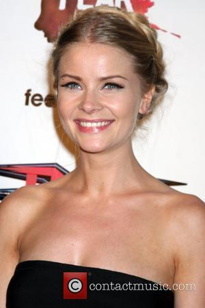 Anita Briem The 2009 Comic-Con 'Wrath Of Con' party held at the Hard Rock Hotel - Arrivals San Diego, California...