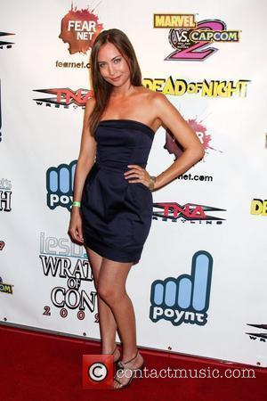 Courtney Ford  The 2009 Comic-Con 'Wrath Of Con' party held at the Hard Rock Hotel - Arrivals San Diego,...