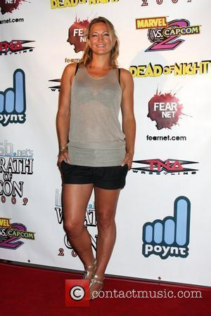 Zoe Bell The 2009 Comic-Con 'Wrath Of Con' party held at the Hard Rock Hotel - Arrivals San Diego, California...