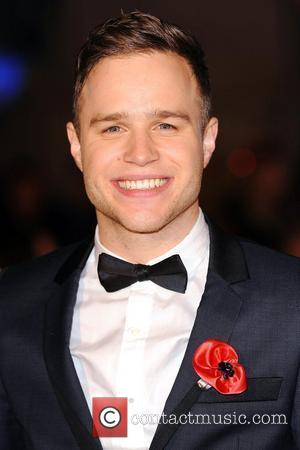 X Factor Finalists - Olly Murs