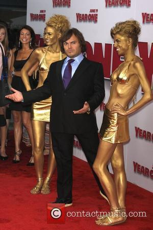 Jack Black's Pants-down Publicity Prank Wows Co-star