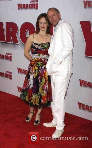 Sarah Clarke, Xander Berkeley The world premiere of Year One at AMC Lincoln square New York City, USA - 15.06.09