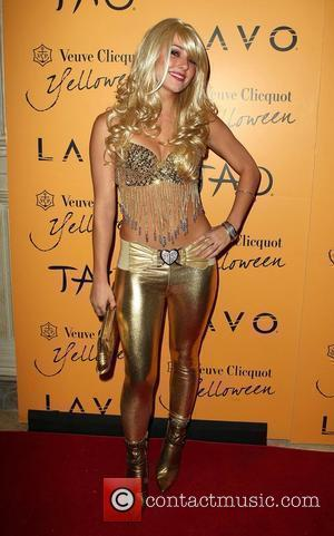 Briana Evigan and Las Vegas