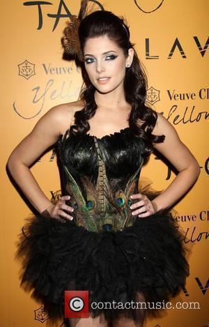 Ashley Greene and Las Vegas