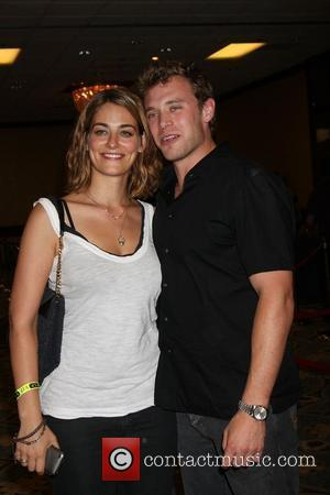 Clementine Ford and Billy Miller The Young & the Restless Fan Club Dinner held at the Sheraton Universal Hotel...