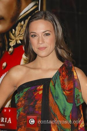 Jana Kramer Los Angeles Premiere of 'The Young Victoria' held at Pacific Theatres at The Grove Los Angeles, California -...