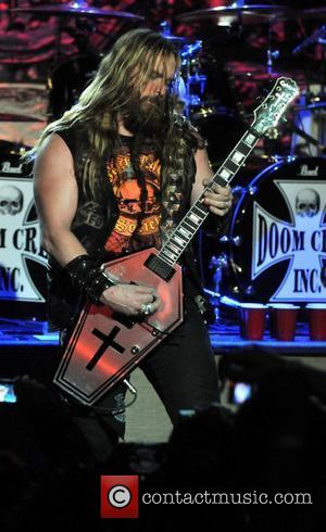 Zakk Wylde Hellfire Halloween Bash at the Hard Rock Cafe New York City, USA - 31.10.09