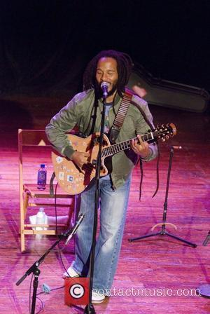 Ziggy Marley  performs 'Family Time' at the House of Blues in a special concert for children Chicago, Illinois, 14.06.09