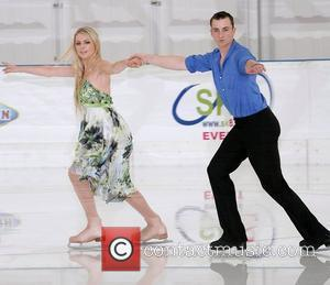 'Dancing on Ice' star Zoe Salmon  VIP launch of Charlestown on Ice in Charlestown Shopping Centre Dublin, Ireland -...