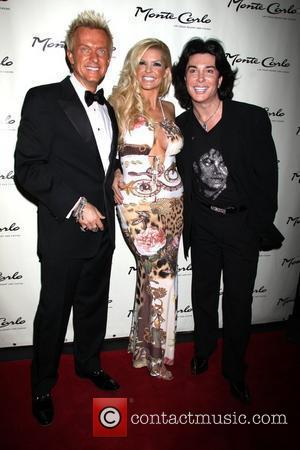 Chris Phillips, Marley Taylor and (zowie Bowie) Frank Marino