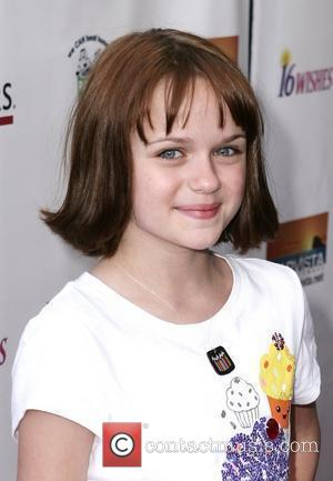 Joey King Disney Channel's Premiere of '16 Wishes' at Harmony Gold Theater. Los Angeles, California, USA - 22.06.10