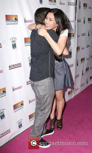 Nathan Kress and Ashley Argota Disney Channel's Premiere of '16 Wishes' at Harmony Gold Theater. Los Angeles, California, USA -...