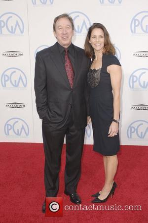 Tim Allen & wife The 21st Annual PGA Awards 2010 at the Hollywood Palladium Hollywood, USA - 24.01.10