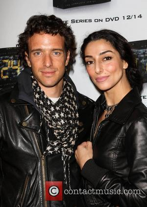 Gadi Erel and Necar Zadegan '24' Marathon Screening Competition at Hollywood and Highland Mall - Arrivals Los Angeles, California -...
