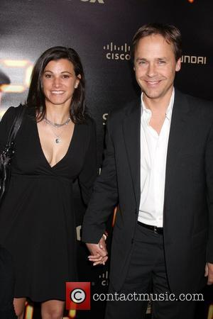 Chad Lowe & Wife  24 end of series party at Boulevard3 Los Angeles, California - 30.04.10