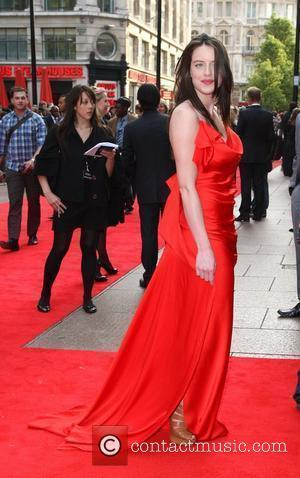 Michelle Ryan World premiere of 4321 held at the Vue cinema London, England - 25.05.10