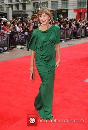 Ophelia Lovibond World premiere of 4321 held at the Vue cinema London, England - 25.05.10