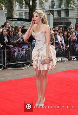 Tamsin Egerton World premiere of 4321 held at the Vue cinema London, England - 25.05.10