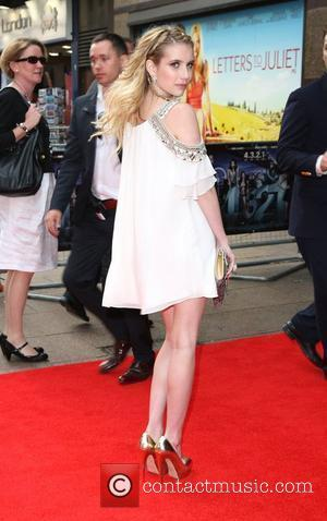 Emma Roberts World premiere of 4321 held at the Vue cinema London, England - 25.05.10