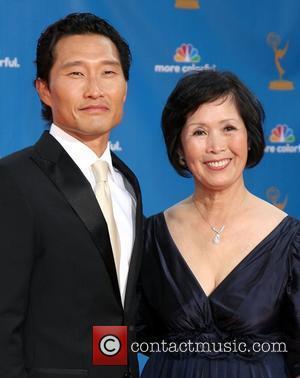 Daniel Dae Kim & Mother and DANIEL DAE KIM