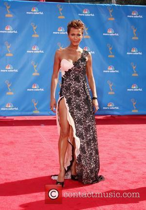 Nicole Ari Parker The 62nd Annual Primetime Emmy Awards held at the Nokia Theatre L.A. Live Los Angeles, California -...