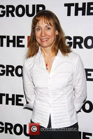 Laurie Metcalf The Opening night after party for The New Group revival of Sam Shepard's 'A Lie of the Mind'...