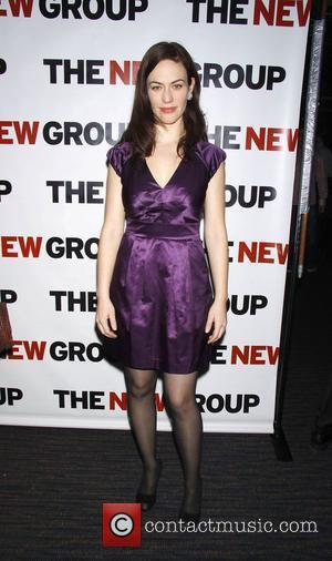 Maggie Siff The Opening night after party for The New Group revival of Sam Shepard's 'A Lie of the Mind'...