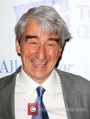 Sam Waterston and Law And Order